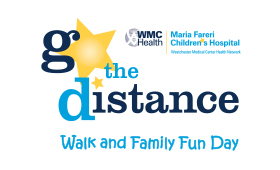 The 13th Annual Go The Distance Walk and Family Fun Day Reunites Hundreds of Children's Hospital Families and Raises Over $300,000